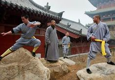 Image: Monks train at the Shaolin temple on Mount Song, China (© Jeremy Horner/LightRocket via Getty Images)