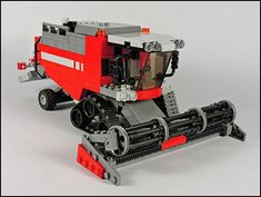 Lego Projects, Projects For Kids, Lego Hospital, Lego Machines, Lego Truck, Lego Display, Lego City Sets, Cool Lego Creations, Lego Models