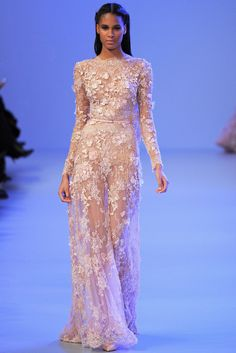 So many gorgeous gowns in this ELIE SAAB COUTURE SPRING 2014 collection!!!!