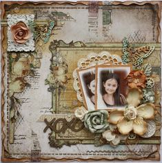 It's Here!! NEW 'Beauty & Grunge' Mega Kit {The Scrapbook Diaries} - Gabrielle Pollacco