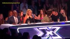 Demi and Simon's Best Moments. just simply hilarious!!!