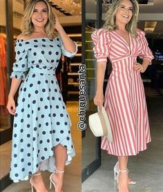 Casual Dresses With Sleeves, Cute Formal Dresses, Pretty Dresses, Dresses For Work, Elegant Dresses, African Fashion Dresses, Fashion Outfits, Look Office, Simple Summer Dresses
