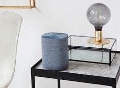 Okay, take a moment from your holiday shopping to consider speaker components to your home audio setup. Do you have Sonos? They look pretty good in comparison to other speakers, but what if you cou… Sonos Speakers, Laptop Table, Cool Stuff, Cover, House, Tech, Furniture, Home Decor, Decoration Home