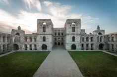 Krzyżtopór Castle 1 by Bartek Kuzia - Photo 72009403 - 500px
