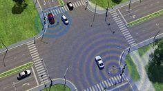 Intelligent cars and roads