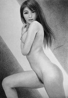 MY WORKS / Nude