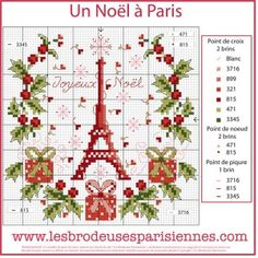 Please download the free chart from Les Brodeuse Parisiennes website  or from below  Download the chart