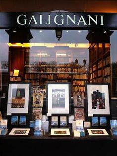 Bookstore in Paris
