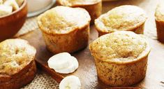 a prepared Honey Banana Muffins meal Muffin Recipes, Cake Recipes, Us Foods, Muffins, Strawberry, Honey, Healthy Eating, Cooking Recipes, Banana