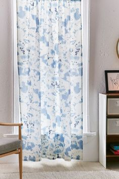 Open-Minded Roman Short Curtain Printed Floral Ribbon Curtains Green Tulle Window Rod Pocket Curtain For Hotel Cafe Living Room Home Decor Home & Garden