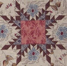 A - PassionSampler 74 / 90 Feathered Star