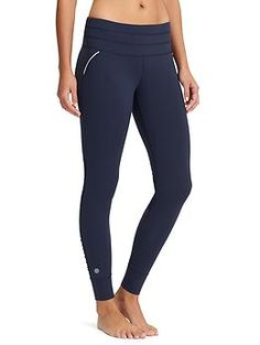 Love the thick waistband on the Relay Tight | Athleta