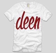 Deen logo tee