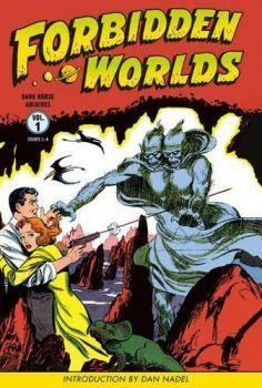 Forbidden Planet Opposes Dark Horse Comics Trademark For Forbidden Worlds