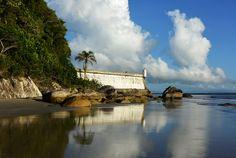 Fortaleza Nossa Senhora dos Prazeres, Ilha do Mel – PR