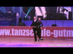 Neil Jones & Ekaterina Sokolova • Cha Cha Cha • Euro Dance Festival 2016