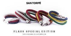 Il braccialetto di corda dell'estate 2013, San Torpé by Anna Porto on @Sbaam http://sba.am/5d9f7puiq6m