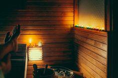 Schwitzen in der Kotiharjun Sauna #Finnland#Helsinki#Sauna