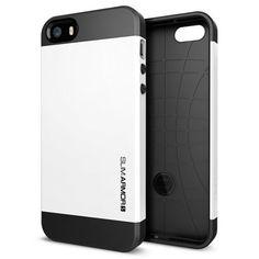 iPhone 4-4S Kılıf-Spigen Slim Armor-Beyaz- 29,50 TL eMc Teknoloji'den Sanalpazar.com'da
