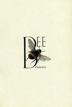 Bee Humble.