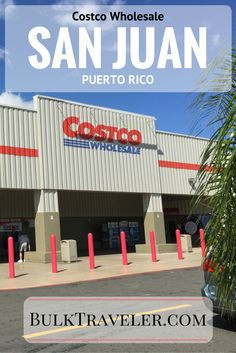 BulkTraveler.com visits the Costco San Juan location in search of it's first Costco food court burger.