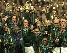 Two of the most popular sports played in South Africa, Rugby and Cricket. The South African international teams. South African Rugby, The Beautiful South, American Version, World Cup Winners, International Teams, Most Popular Sports, Cape Town South Africa, Rugby World Cup, Sports Images