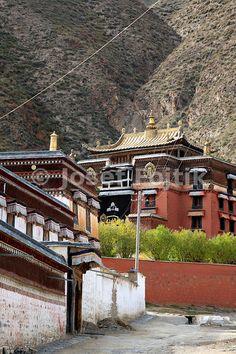 Labrang Monastery, Xiahe County, Gannan Tibetan Autonomous Prefecture, Gansu, China