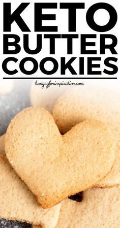 These Simple & Easy Keto Butter Cookies are the perfect Keto Holiday Cookies and will definitely bring back some childhood memories. Only 4 ingredients needed and only 0.3g net carbs per cookie! Gluten-free & healthy! #keto #ketodiet #ketorecipes #ketogenic #ketogenicdiet #ketodessert #lowcarb #lowcarbrecipes #lowcarbdiet #lowcarbdessert #christmascookies #buttercookies