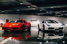 Ferrari 458 Italia and Spider Monte Carlo by DMC