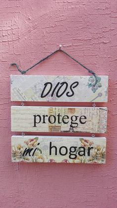 Wood Crafts, Diy And Crafts, Decoupage Vintage, Margarita, Ideas Para, Things To Do, Scrap, Lettering, Rustic