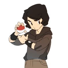 Cole Pokemon  http://baekimblr.tumblr.com/post/113295013930
