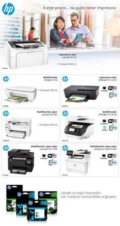 Con hp a este precio da gusto tener impresora
