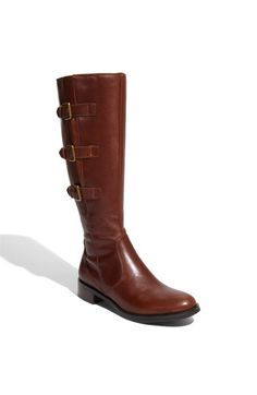 ECCO Hobart Boot. Love the color (Cognac) and the side buckles!