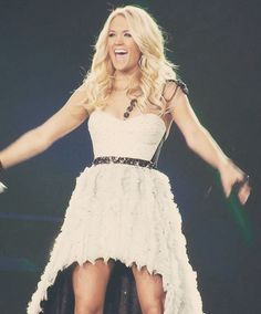 Carrie Underwood is Amazing! So beautiful