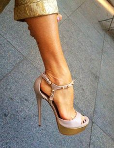 I would eat these shoes if that was acceptable. I love them.