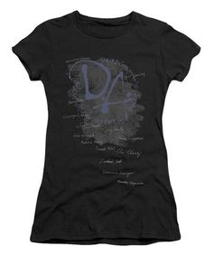 Another great find on #zulily! Black 'Harry Potter D.A.' Tee - Juniors #zulilyfinds