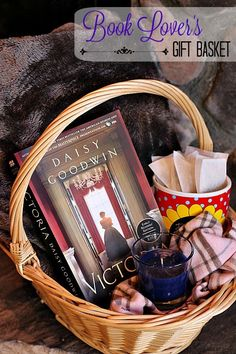 If you have someone who loves to read in your life, you'll want to gift them this Book Lover's Gift Basket complete with Victoria by Daisy Goodwin from @Stmartinspress! Find out more and check out my review of the book!  #VictoriaNovel #ad @shespeaksup