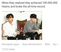 WOOHOO! I'm proud I was part of that 100,000,000 XD