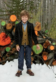 Crewcuts- great for fall - layers