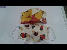 Masque de protection pour petit enfant 3 à 5 ans entissu facile à faire - YouTube Easy Face Masks, Diy Skin Care, Sewing Tutorials, Sunglasses Case, Blog, Kids, Barrette, Hacks, Sewing Trim