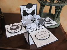 Sheep in a Box! by Michele G - Cards and Paper Crafts at Splitcoaststampers