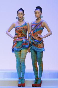 China Fashion Week 2012/13 A/W Collection - Day 5