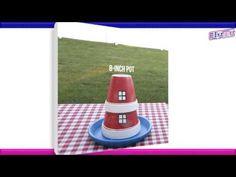 Copy of Flower Pot Lighthouse Project - YouTube