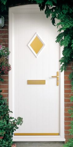 Anglian Home - Cottage Classic Door - Grasmere