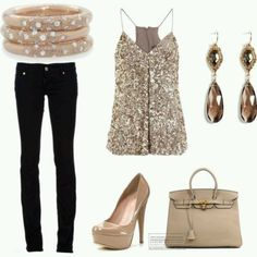 Great evening outfit