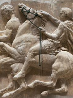 Acropolis Museum 5th year + digital restoration #Parthenonsculptures  music @leonofathens http://www.parthenonuk.com/bcrpm-latest-news/292-celebrating-a-5th-year-at-the-acropolis-museum …