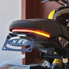 New Rage Cycles Tail Tidy/Eliminator/Brake Light/Turn Signals - XSR900 - BOUGHT