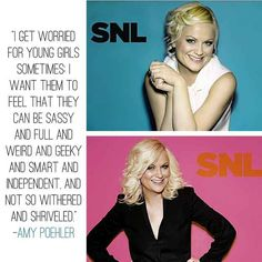 13 Incredibly Awesome Amy Poehler Quotes - BuzzFeed Mobile
