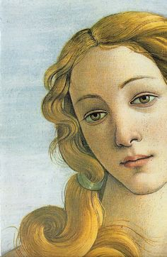 Botticelli Birth of Venus http://en.wikipedia.org/wiki/The_Birth_of_Venus_%28Botticelli%29