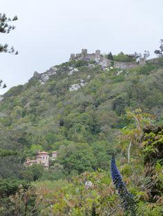 vista from Quinta da Regaleira